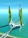 City of the Ocean, Jacques Rougerie architecte
