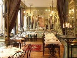 Petit salon du Bouillon Racine
