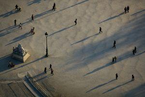 jardin des Tuileries, France (48°52' N-2°19' E)