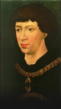 Portrait de Charles le Téméraire
