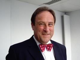 Dominique Waag, directeur de l'Alliance française à Rouen