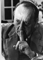 André Malraux © Louis Monier