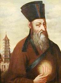 Matteo Ricci (1552-1610)
