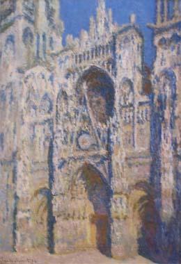 Cathédrale de Rouen par Claude Monet