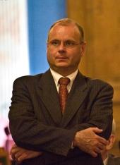 L'historien Jacques Paviot à l'Académie des inscriptions et belles-lettres, 12 juin 2009