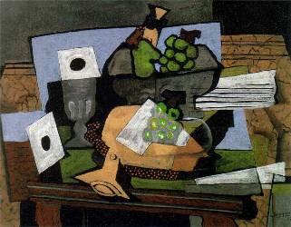 Nature morte, Georges Braque 1920