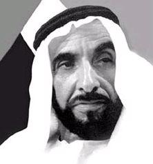 Le Cheikh Zayed