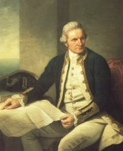 Le Capitaine James Cook