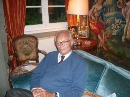Jean-Pierre de Launoit, Président des alliances françaises