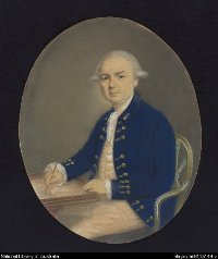 le Capitaine Samuel Wallis