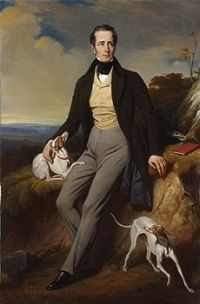 Alphonse Lamartine (1790-1869)