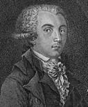 Marie-Joseph Chénier (1764-1811), de l'Académie française