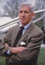 Jacques Blamont de l'Académie des sciences