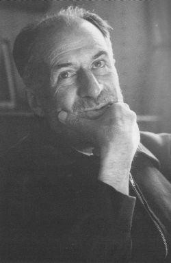 Henri Pourrat méditant