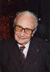 Pierre George, membre de l'Académie des sciences morales et politiques (1909-2006)