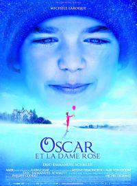 Affiche du film Oscar et la Dame Rose © D.R