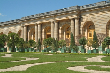 Parterre de l'Orangerie