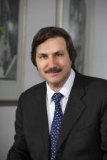 Antoine S. Papadimitriou, président de la Fondation d'intérêt public Alexandre Onassis