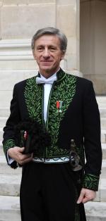 Jean-Christophe Rufin de l'Académie française, 12 novembre 2009