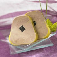 Foie gras à la truffe