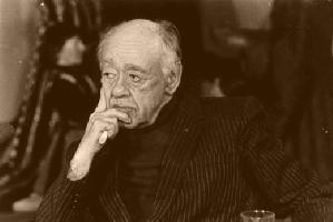 Eugène Ionesco, membre de l'Académie française depuis 1971