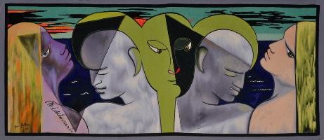 Jean Cocteau, Méditerranée