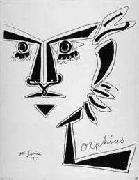 Cocteau, Orpheus, 1950