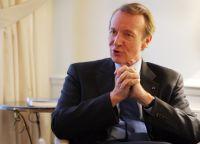 Michel Pebereau de l'Académie des sciences morales et politiques