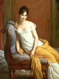 Juliette Récamier dit Madame Récamier (1777 - 1849)