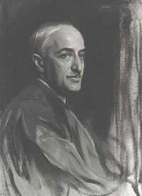 André Maurois, peint par Philip Alexius de László, 1934