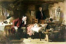 Samuel Luke Fildes, The Doctor , 1891