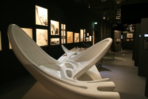 Exposition  Claude Parent. L'œuvre construite, l'œuvre graphique  , Cité de l'architecture et du patrimoine, palais de Chaillot