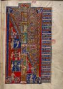Bible latine, partie de l'Ancien Testament, vers 1220-1230
