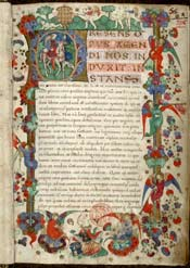 Frédéric II de Hohenstaufen, L'art de chasser avec les oiseaux, Lombardie, milieu du XVe siècle