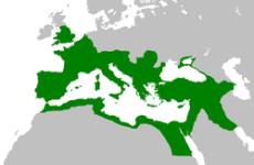L'Empire romain à son apogée