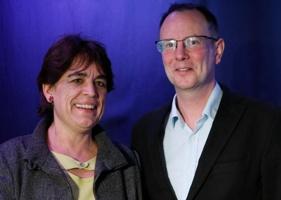 Christine Ducros et Jean-Yves Guérin