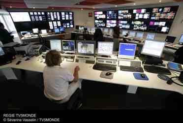 Régie de TV5 Monde