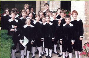 Petits chanteurs de Saint-Louis