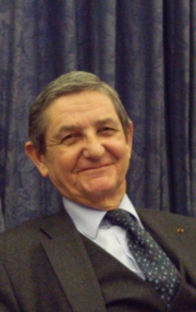Renaud Denoix de Saint Marc, membre de l'Académie des sciences morales et politiques, Salle des séances, 15 mars 2010