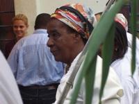 La «Reine Isabel» de l'Etat du Minas Gerais.