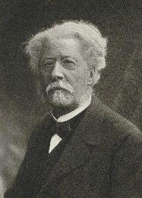 Albert Gaudry (1827-1908), élu membre de l'Académie des sciences en 1882.