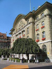 Banque Nationale de Suisse, Berne