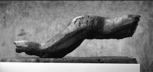 Pierre-Edouard, Eve, grande version, bronze, 2002