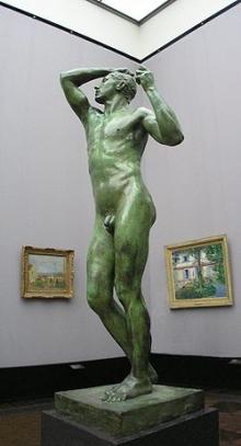 L'Âge d'Airain de Rodin