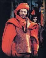 Jean Piat, dans le rôle de Robert III d'Artois, Les Rois Maudits