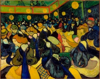 La Salle de danse de Van Gogh