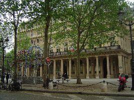 Bâtiment de la Comédie-Française, 1<sup>er<\/sup> arrondissement de Paris