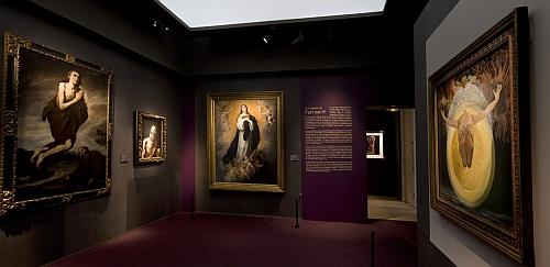 Exposition Jacquemart-André:   Du Greco à Dalí. Les grands maîtres espagnols. La collection Pérez Simón