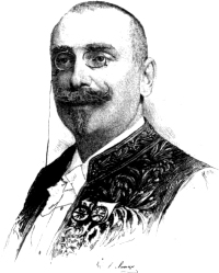 Henry Roujon (élu en 1911)
