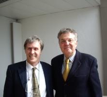 Jean Pruvost et Bernard Cerquiglini